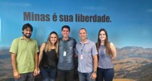 Visita à SETUR-MG busca apoio para Turismo de Alagoa