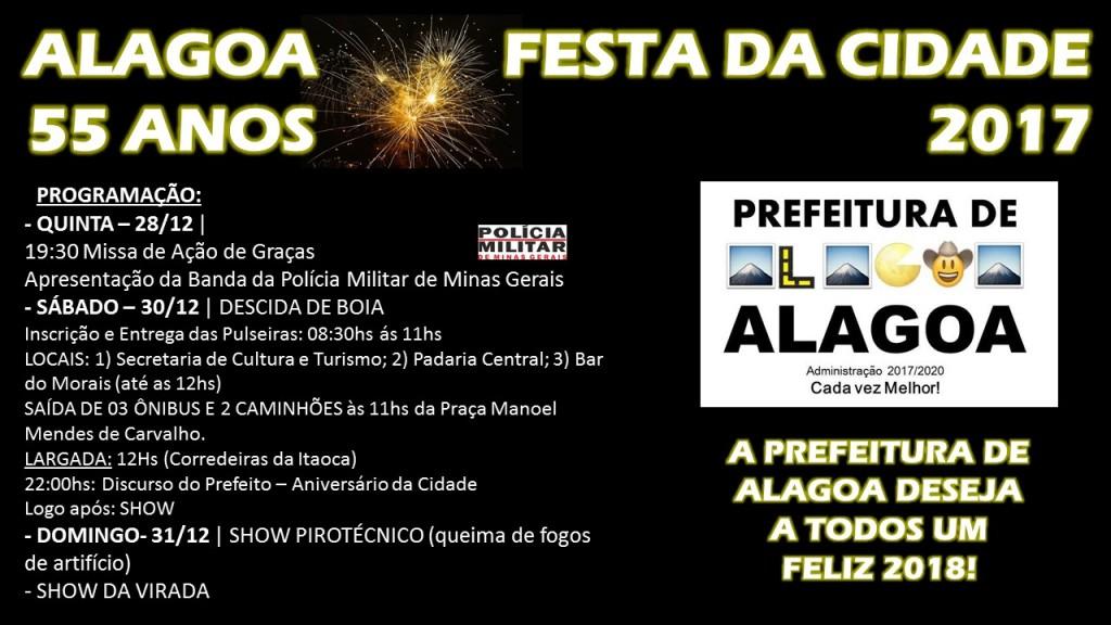 Alagoa 55 Anos