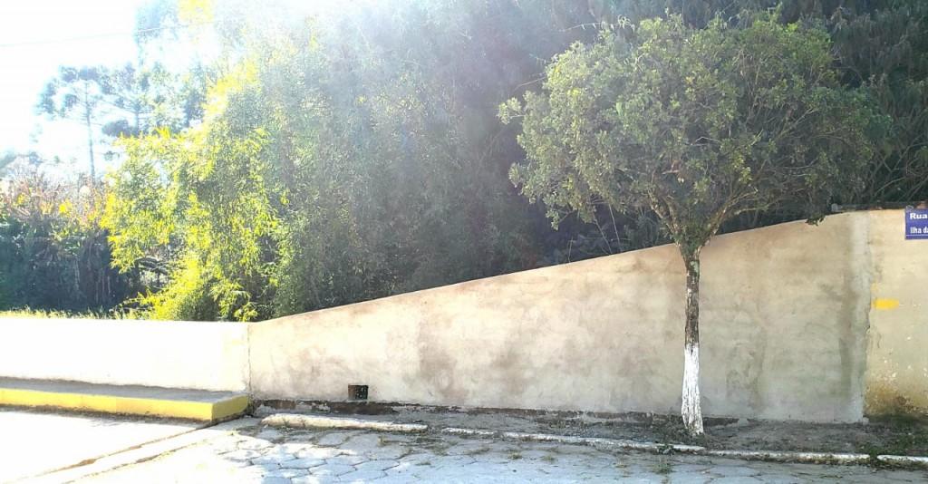Muro Construído