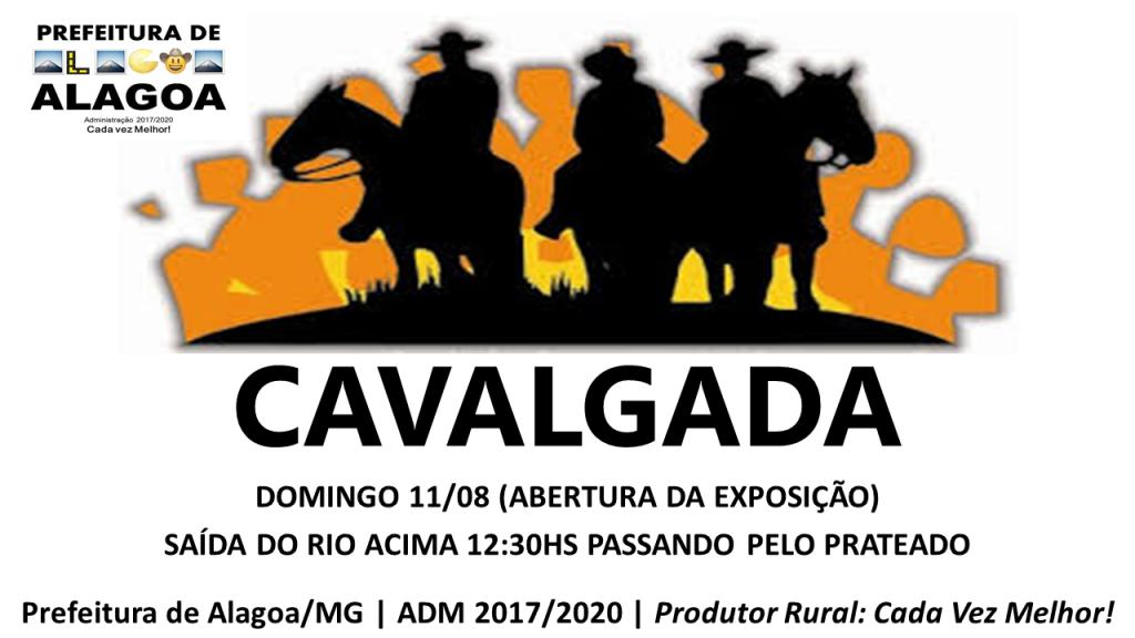 2019 Cavalgada